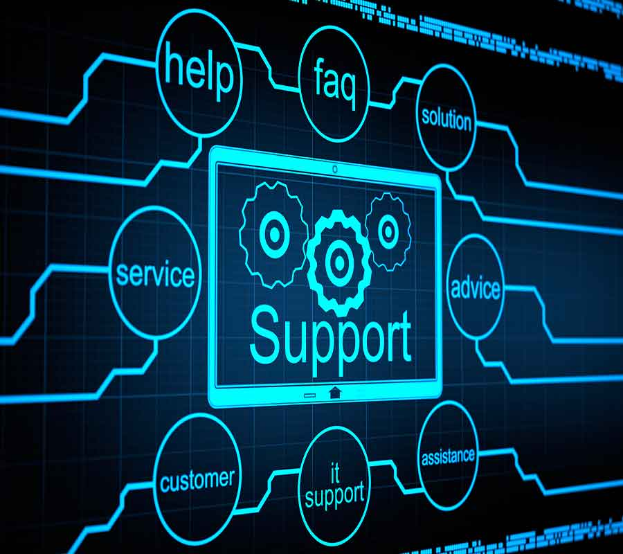 IT business support